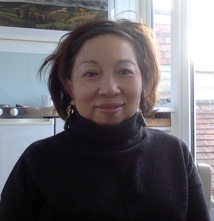 Marianne Villanueva author photo